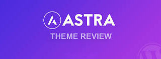 Astra Theme Review - Snelladend