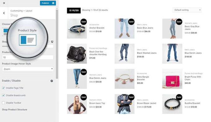 Astra Theme review - Woocommerce integratie