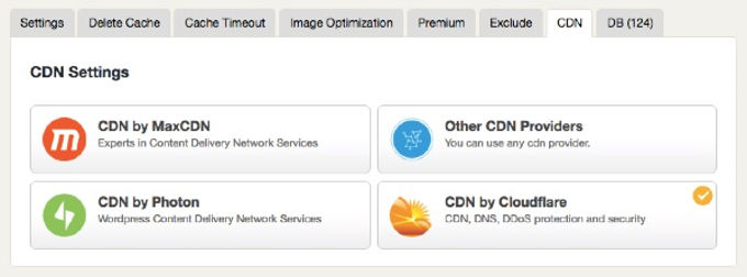 Cloudflare CDN integreren