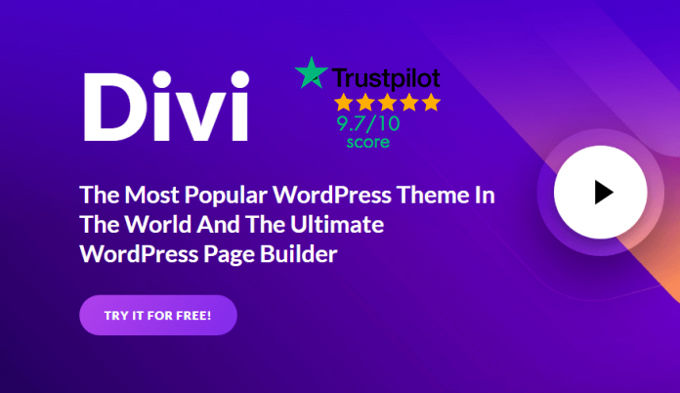 Divi ultimate review