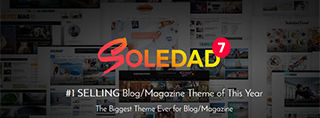 Soledad Theme review (Premium WP-theme)