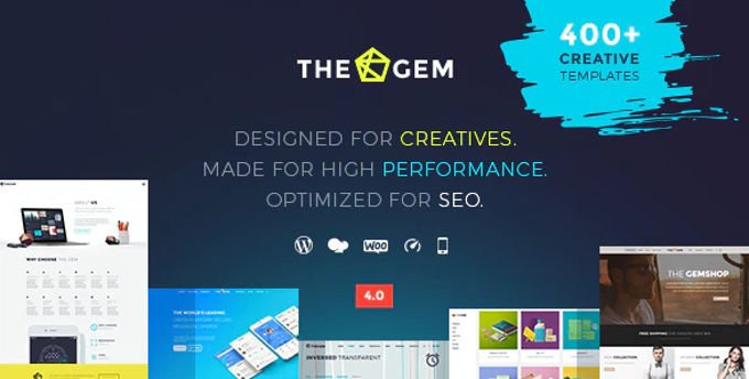 The Gem Wordpress Theme Review