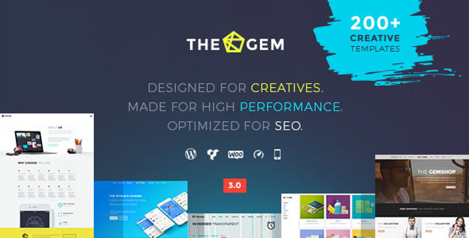 The Gem Wordpress Theme Recensie