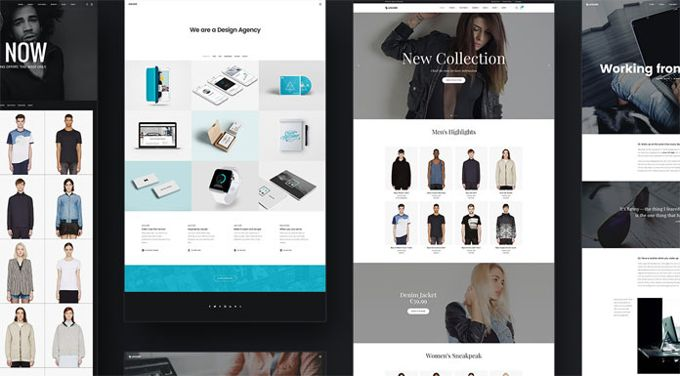 Uncode Theme review webshops