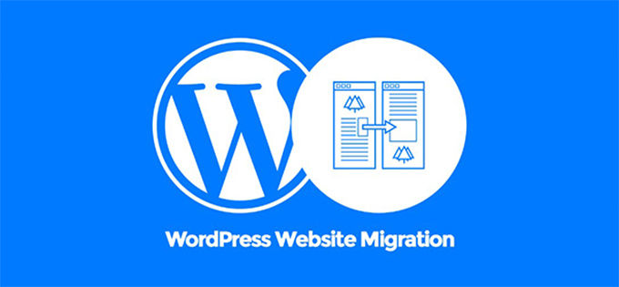 Wordpress website verhuizen